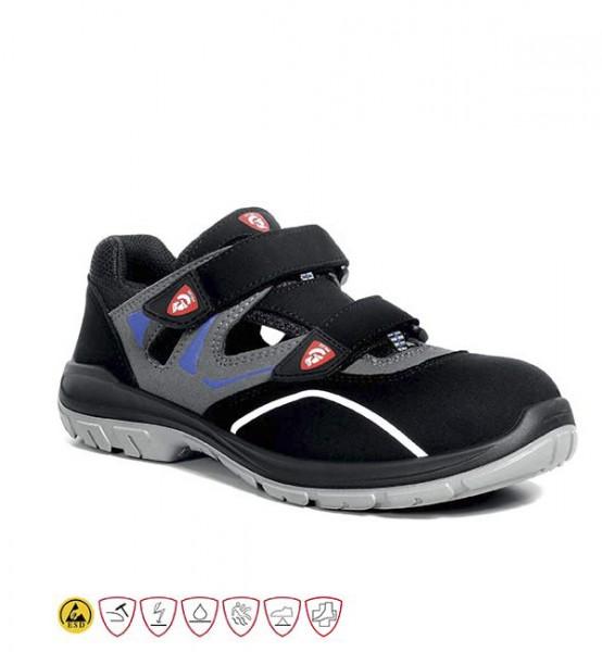 S1P Schuh halb Easy ESD