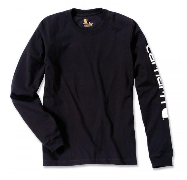 Carhartt - Logo Long Sleeve T-Shirt