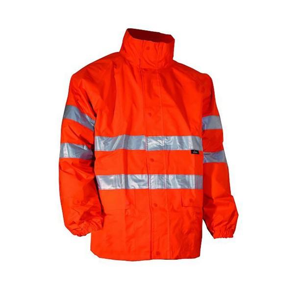 HEROCK Raincoat 3M™ Scotchlite® Hochsichtbar