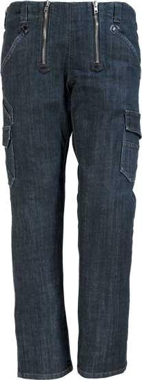 FRIEDHELM - FHB Stretch Jeans Denim