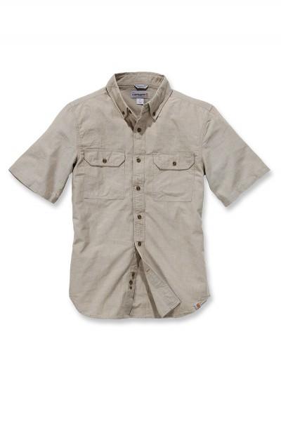 Carhartt - Fort Solid Short Sleeve Shirt