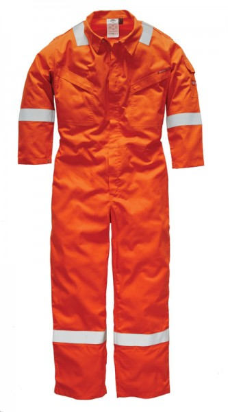 Dickies Overall Pyrovatex