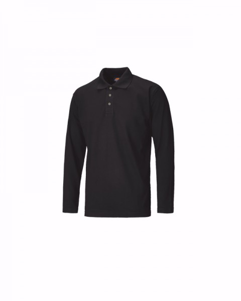 Dickies Langärmeliges Polo-Shirt