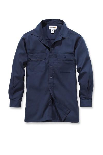 Carhartt - Twill Long Sleeve Work Shirt