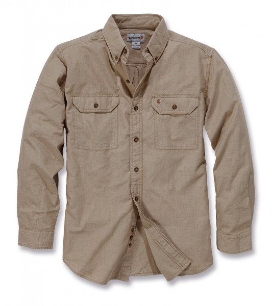 Carhartt -Fort Solid Long Sleeve Shirt
