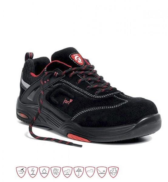 S3 Schuh halb STEP