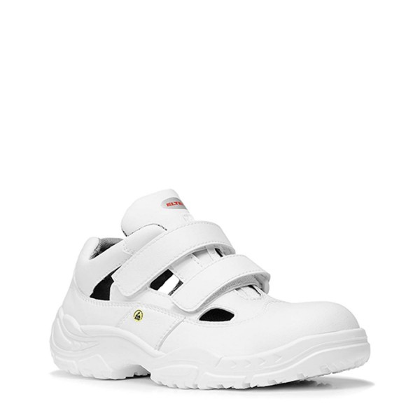 ELTEN WHITE Sicherheitssandale WHITE Easy Low ESD S1