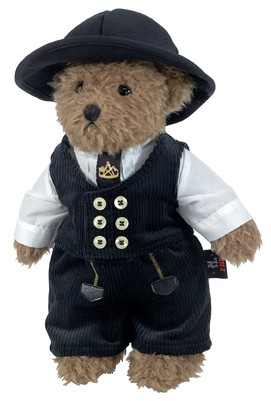 EDDY - FHB Zunft-Teddy mit Hut