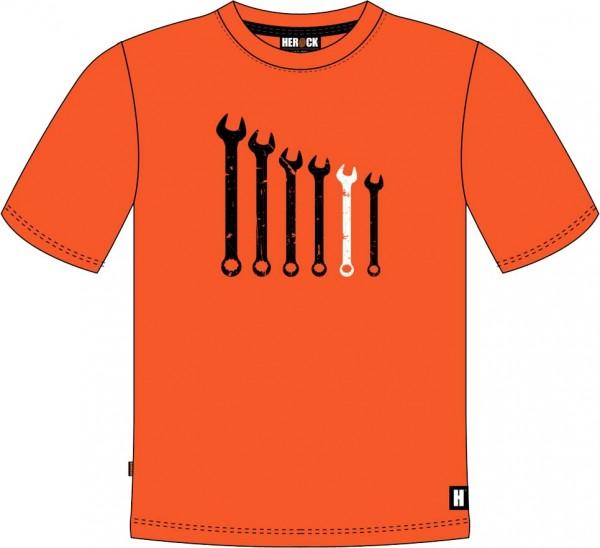 HEROCK Wrench t-shirt Kurzärmlig