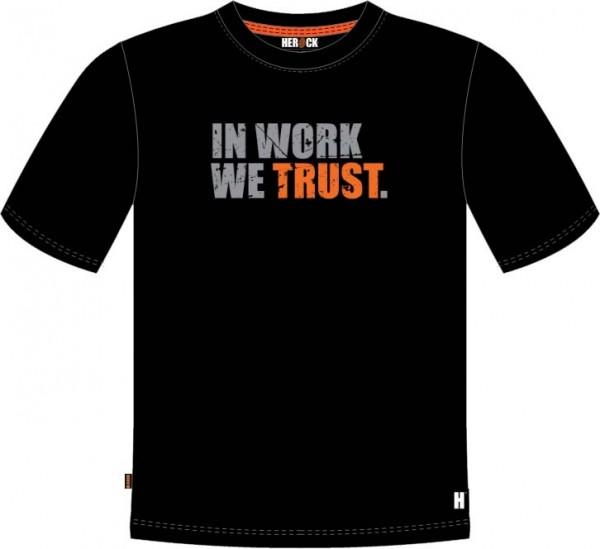 HEROCK Trust t-shirt Korzârmlich