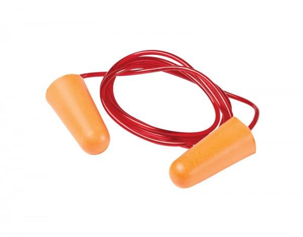 Dickies Soft Gehörschutz-Stöpsel am Band (2 Paar)