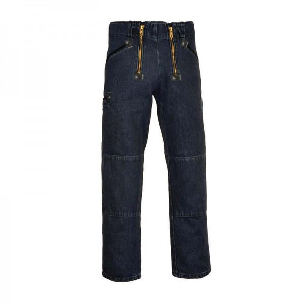 EIKO Jeans Zunfthose normale Fußweite