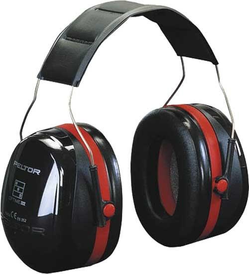 Optime III Gehörschutzkapsel 3M PELTOR®
