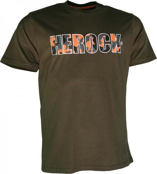 HEROCK Camou T-Shirt Kurzarm