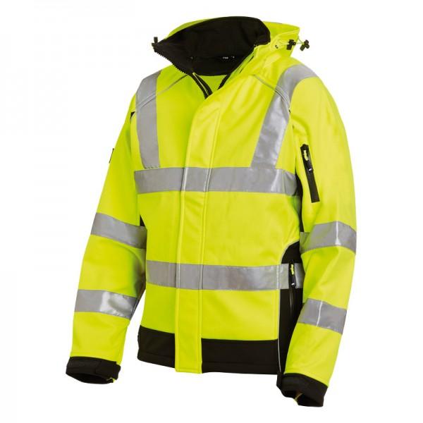FELIX - FHB Warnschutz- Softshell-Jacke EN204713