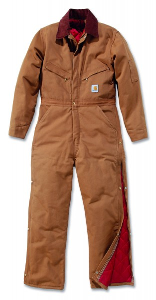 Carhartt - Duck Coverall Quilt Lined
