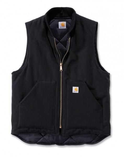 Carhartt - Duck Vest Arctic Quilt Lined