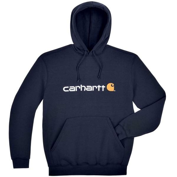 Carhartt Hoody mit Logo-Aufdruck