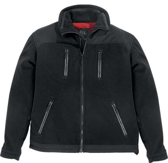 LOTHAR - FHB Micro-Double-Fleece Jacke mit Membran