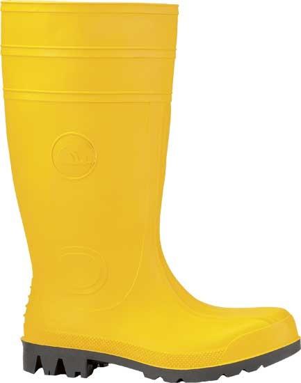 S5 Euromaster Baustiefel gelb