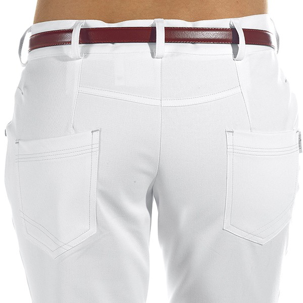 Leiber Damenhose, Five-Pocket-Form