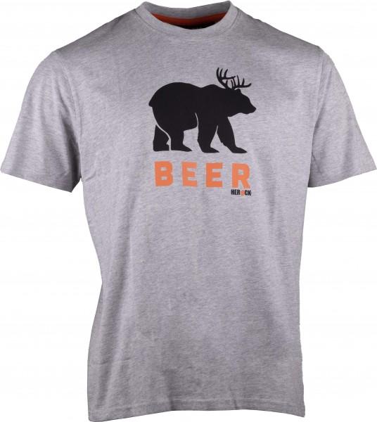 HEROCK Beer T-Shirt Kurzärmlig