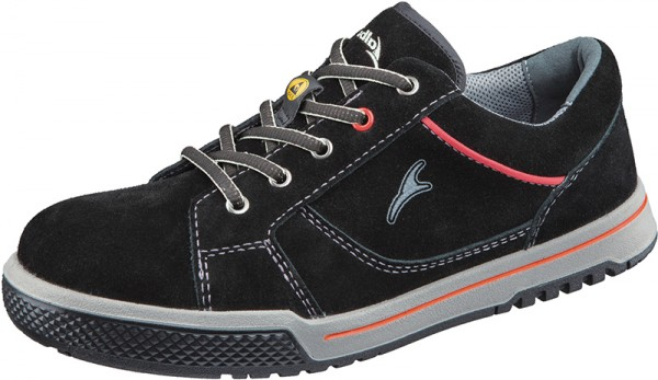 ALBATROS Halbschuh Freestyle BLACK