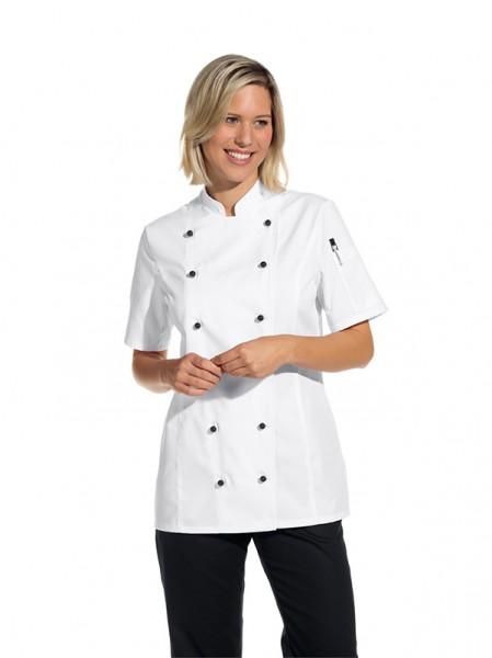 Leiber Damen-Kochjacke 1/2 Arm