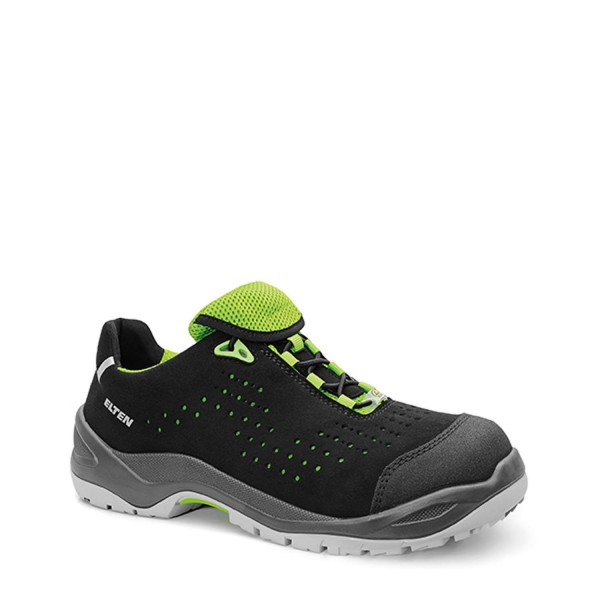 ELTEN BIOMEX DYNAMICS Sicherheitshalbschuh IMPULSE green Low ESD S1