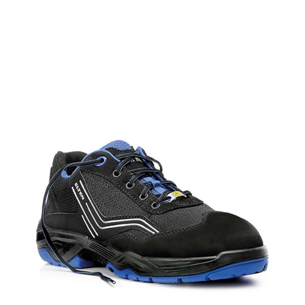 ELTEN DIMENSION PRO Sicherheitshalbschuh AMBITION blue Low ESD S1
