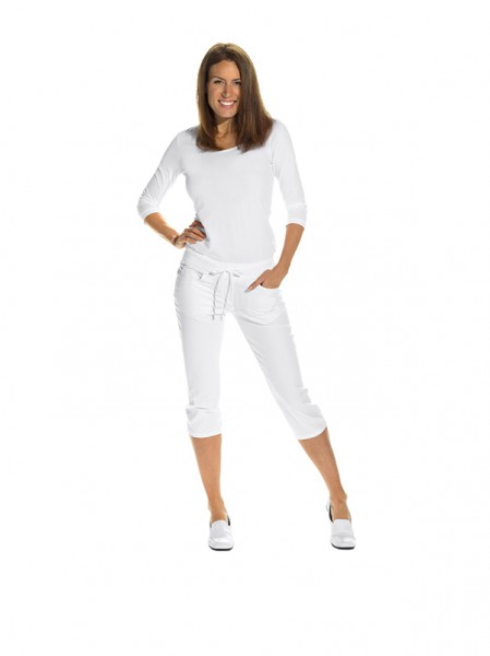Leiber Damenhose 3/4 lang