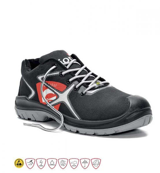 S3 Schuh halb Soft ESD