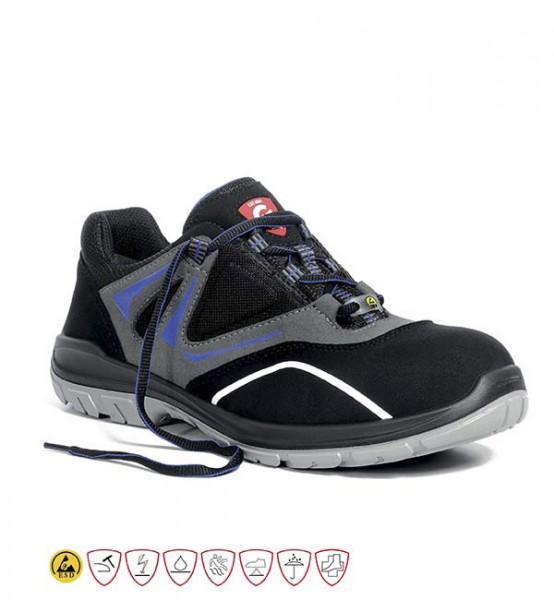 S3 Schuh halb TEX ESD
