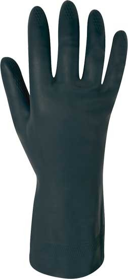 Latex Chemikalienschutz-Handschuhe